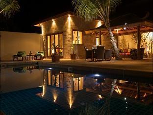 komandoo island resort maldives - poolvilla exterior