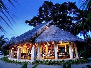 kuramathi island resort maldives - haruge restaurant