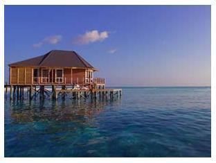 kuredu island resort maldives - sangu watervilla