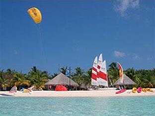 kuredu island resort maldives - the water sports center