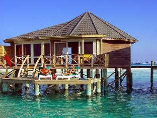 kuredu island resort maldives - watervilla