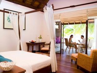 kurumba resort maldives alqasr - deluxe bungalow