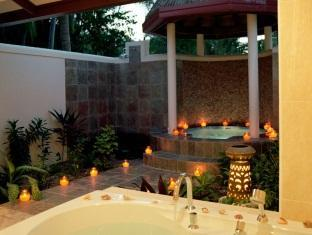 kurumba resort maldives alqasr - gardenvilla bath room