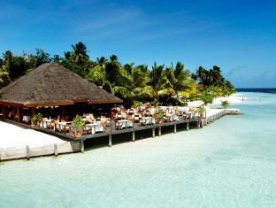kurumba resort maldives alqasr - ocean grillrestaurant