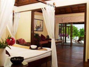 kurumba resort maldives alqasr- pool villa room