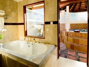 kurumba resort maldives alqasr - presidential villa bath room