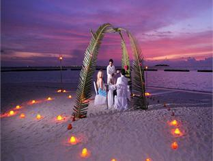 kurumba resort maldives alqasr - private dining