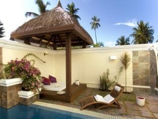 kurumba resort maldives alqasr - private villa pool
