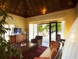 kurumba resort maldives alqasr - royal kurumba residence living area