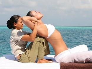 kurumba resort maldives alqasr - spa