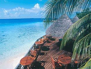 makunudu island resort maldives - restaurant