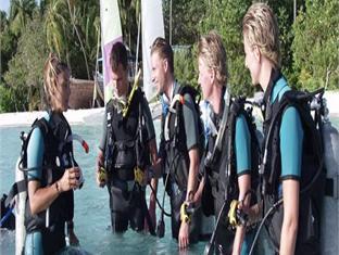 meeru island resort maldives - recreational facilities