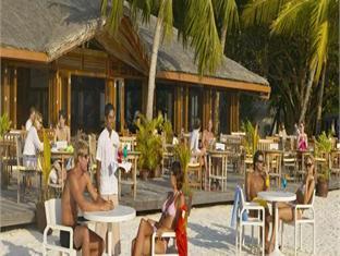 meeru island resort maldives - restaurant