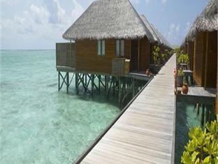 meeru island resort maldives - villa