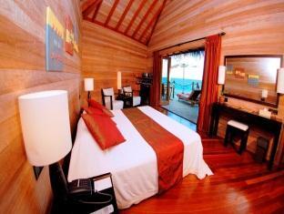 mirihi island resort maldives - guestroom