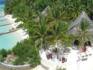 nika island resort maldives - hotel exterior