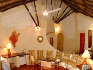 nika island resort maldives - hotel interior