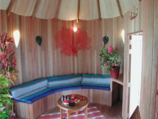 nika island resort maldives - suiteroom