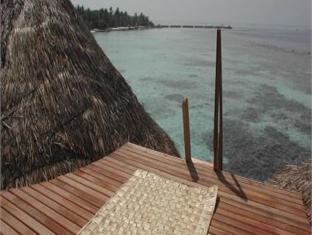 nika island resort maldives - view