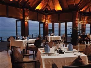 olhuveli beach spa resort maldives - four spice