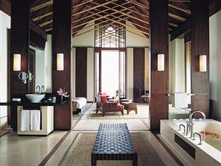 one only reethi rah resort maldives - water villa interior