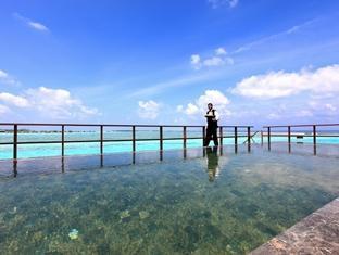 paradise island resort maldives - lappool ocean suite