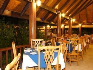 paradise island resort maldives- restaurant