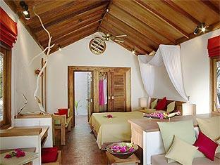 reethi beach resort maldives - deluxe villa