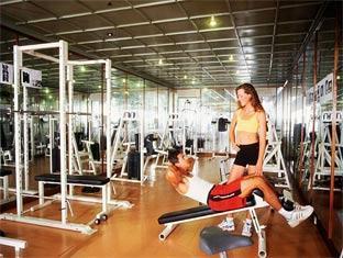 reethi beach resort maldives - fitness room