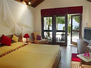 reethi beach resort maldives - -reethi villa