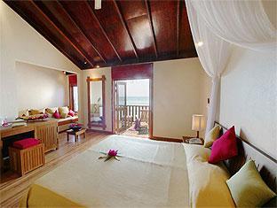 reethi beach resort maldives - water villa