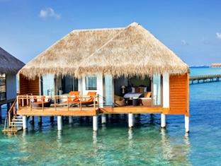 velassaru maldives resort - water villa exterior