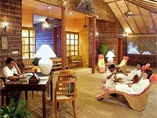 veligandu island resort maldives - spa