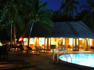 vilu reef beach spa resort maldives - poolbar