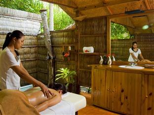 vilu reef beach spa resort maldives - spa