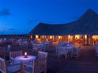 vilu reef beach spa resort maldives - speciality restaurant