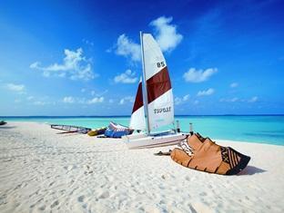 zitahlikuda funafaru resort maldives - beach