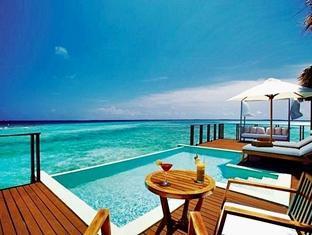 zitahli kudafunafaru resort maldives - super deluxe aquavilla