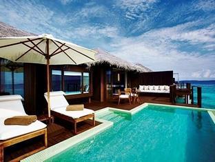 zitahli kudafunafaru resort maldives - super deluxe aquavilla with pool